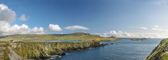 Valentia Island, off the coast of County Kerry