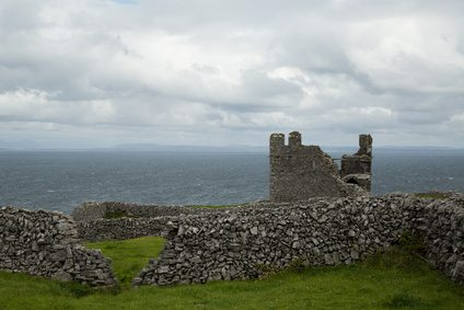 O'Brien's castle, Inisheer, Aran Islands